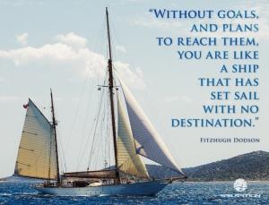 sailinggoals